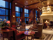 Rimrock Resort - Resort lobby