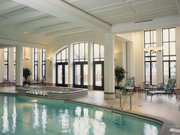 Fairmont Le Chateau Frontenac - Indoor Pool