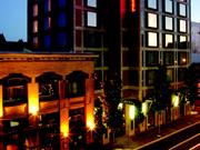 Magnolia Hotel And Spa - Exterior at Night