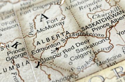 Jasper, Alberta, Canada Travel History