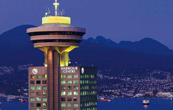 Vancouver Lookout tower excursion - Vancouver Lookout tower excursion