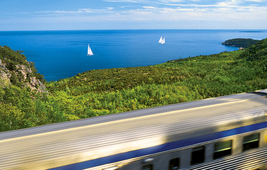 Touring Eastern Canada by train - Touring Eastern Canada by train