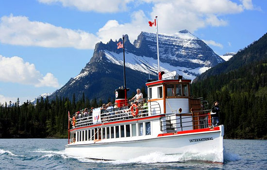 Waterton Lake cruise - Waterton Lake cruise