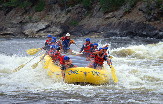 Whitewater rafting tours - Whitewater rafting tours