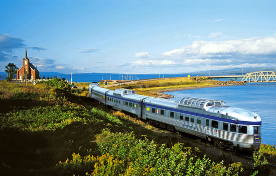 Canadian pacific railway travel on the canadian pacific for Best train vacations in the world