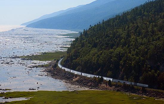 Lemassif's Charlevoix Train