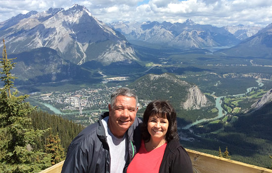 It truly was a once in a lifetime trip to celebrate our 35th anniversary