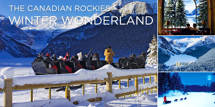 Enjoy Winter Canadian train tours this year