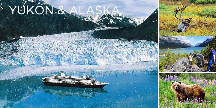 Yukon and Alaska