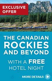 Canadian Rockies And Beyond Exclusive Offer