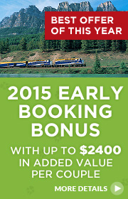 2015 Early Booking Bonus