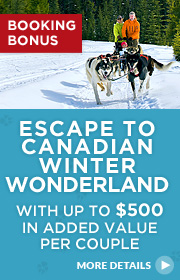Escape to Canadian Winter Wonderland