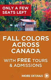 Fall Colors Across Canada