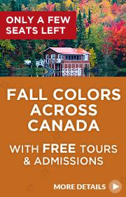 Fall Colors Across Canada