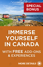 Immerse Yourself in Canada