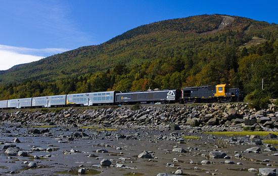 trip canada culture rail vacation