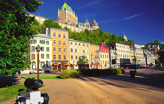 And spend time exploring the culture and history of Montreal and Quebec City.