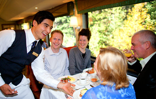 Rocky Mountaineer - Sometimes the journey is the destination