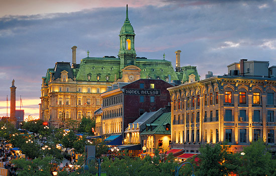 Experience vibrant Montreal at the start of your Eastern Canada rail journey
