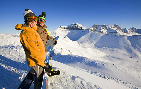 Your ski vacation starts at Whistler Blackcomb - the world famous ski resort.