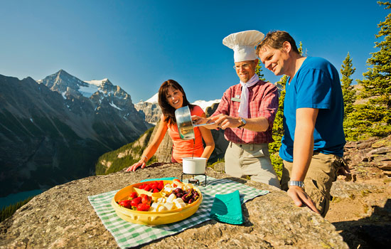 The Canadian Rockies - Small tours, bigger experiences