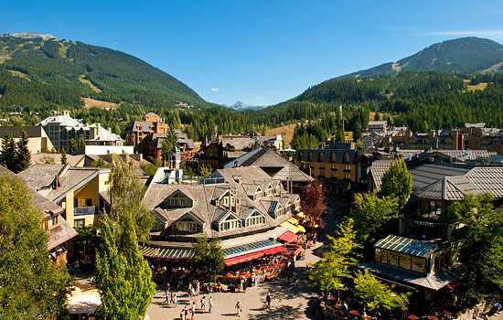 Spend two fun filled days in beautiful Whistler.