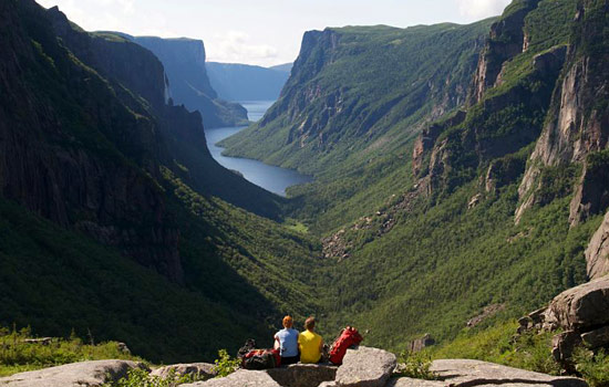 Gros Morne Park will humble you.
